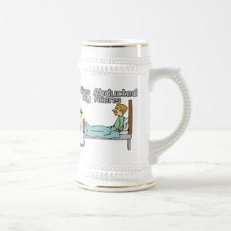Alien Abduction Coffee Mugs