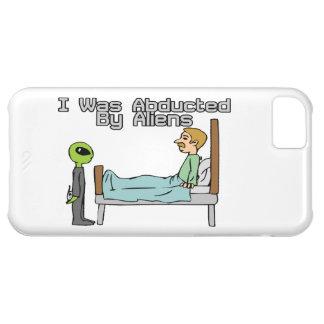 Alien Abduction iPhone 5C Cover
