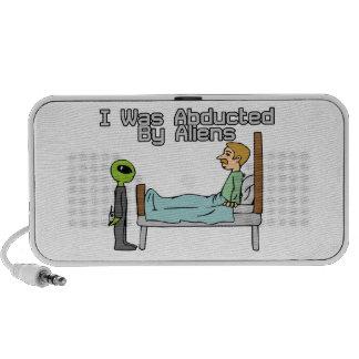 Alien Abduction Mini Speaker