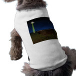 Alien Abduction of Fake Cows in the Pasture Doggie Tee