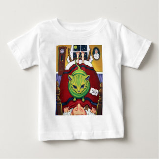 Alien Abduction - or Cat Owner? Baby T-Shirt