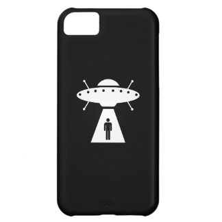 Alien Abduction Pictogram iPhone 5C Case