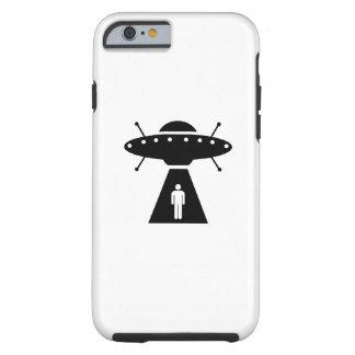 Alien Abduction Pictogram iPhone 6 Case