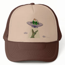Alien Abduction Trauma Hat