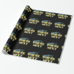 Alien Abduction, You Are Next Gift Wrap Paper