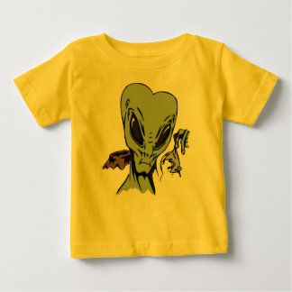 Alien Abductions Of Mice Baby T-Shirt