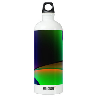Alien Abode Aluminum Water Bottle