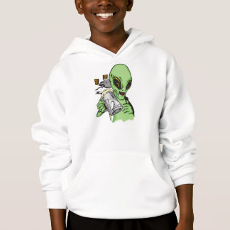 Alien Ale Hoodie