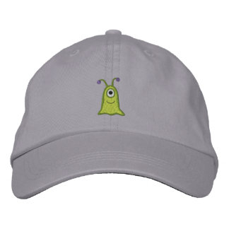 Alien Alone Embroidered Baseball Hat