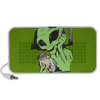 Alien and Human Baby Specimen Speaker
