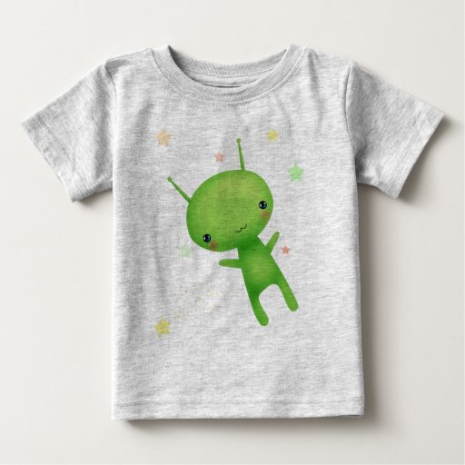 Alien and UFO Tee Shirt
