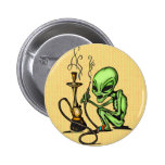 Alien and Water Pipe Button