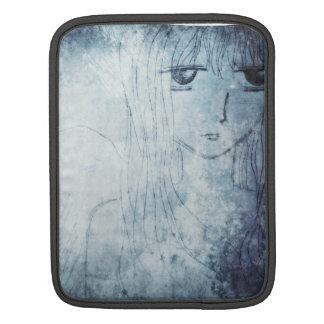 Alien Angel iPad Sleeve