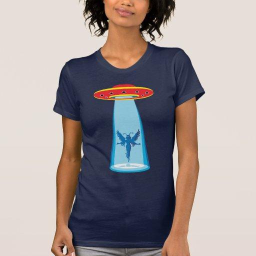 Alien angel t-shirt