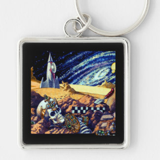 Alien Archeology Keychain