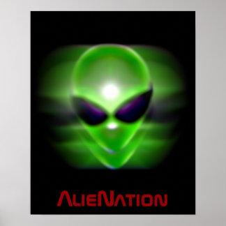 Alien Area 51 Poster