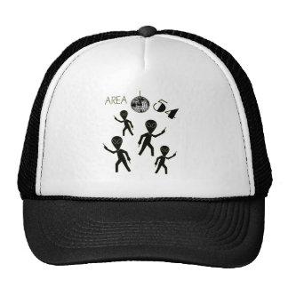 Alien Area 54 Hat