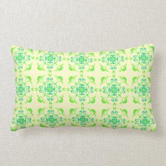 Alien Art Geek Crop Circle Pattern Fun Pilllow Pillows