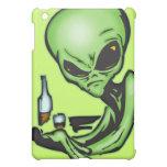 Alien At The Local Bar iPad Mini Cover