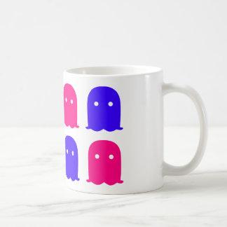 Alien Attack Classic White Coffee Mug