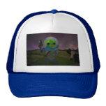 Alien attack hats