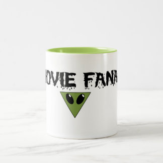 Alien B-Movie Fanatic Mug