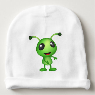Alien Baby Cotton Beanie
