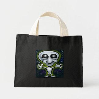 Alien Canvas Bags