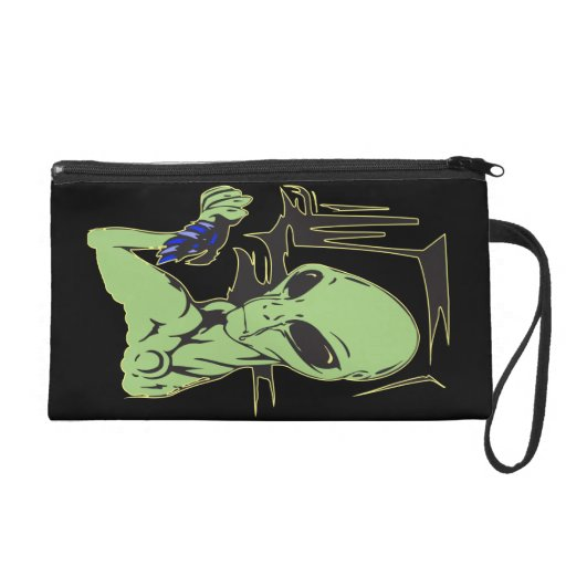 Alien Bagettes Bag