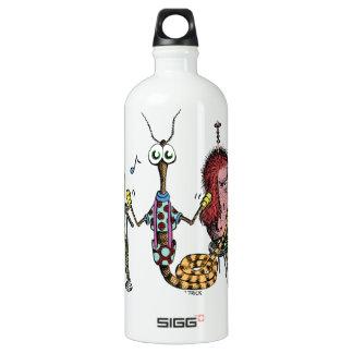 Alien Band Water Bottle