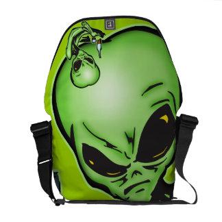 Alien Bar Rickshaw Messenger Bag