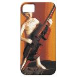 Alien Bass-ics iPhone 5 Cover