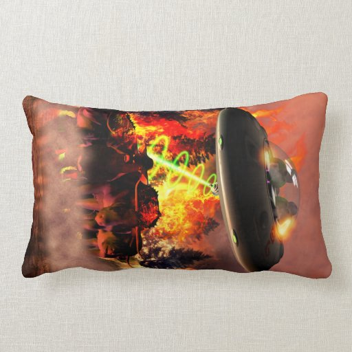 Alien BB-Q American MoJo Pillows