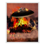 Alien BB-Q  Poster