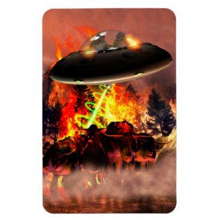 Alien BB-Q Premium Flexi Magnet