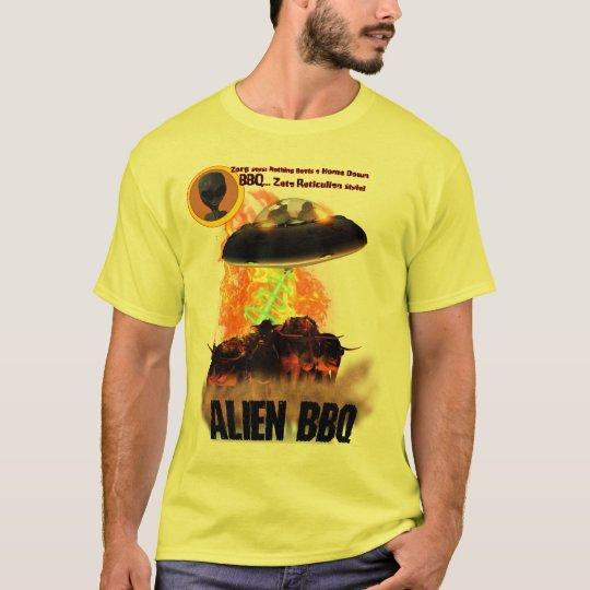 Alien BB-Q T-Shirt