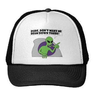 ALIEN beam Hats