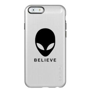Alien Believe Incipio Feather® Shine iPhone 6 Case