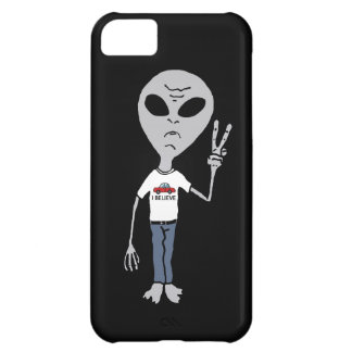 Alien Believer Case For iPhone 5C