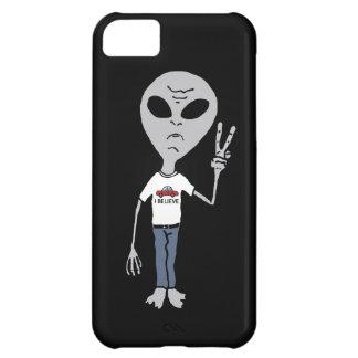 Alien Believer Case For iPhone 5C