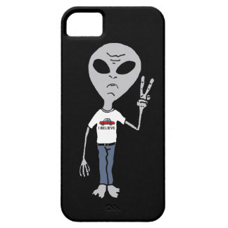 Alien Believer iPhone SE/5/5s Case