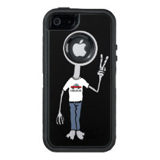 Alien Believer Otterbox Defender Iphone Case at Zazzle