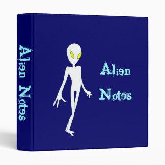 Alien Binder Template