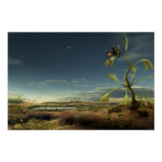 Alien Biotope Posters