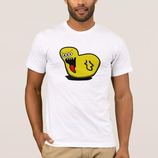 Alien Blob Design Shirt
