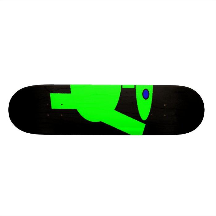 alien board