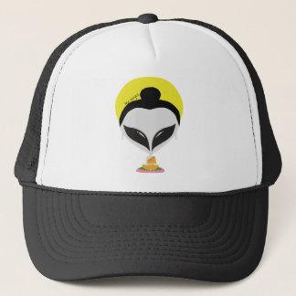 Alien Buddha Cap
