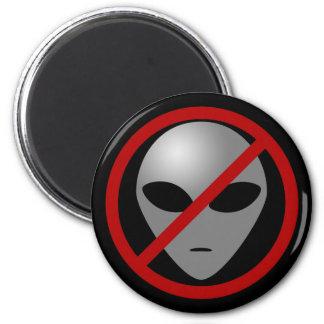 Alien Busters Magnet