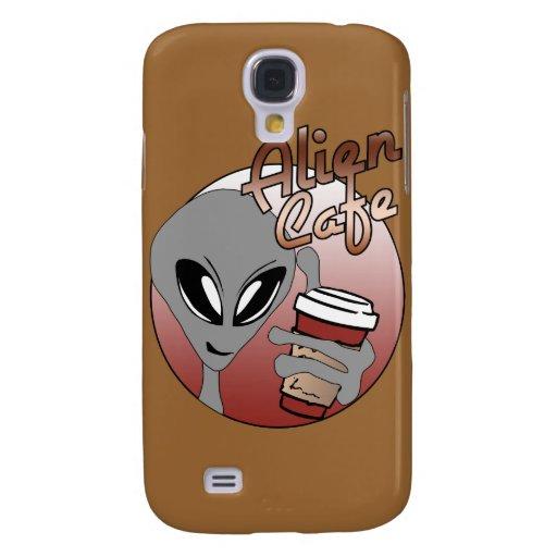Alien Cafe Case HTC Vivid Cover