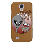 Alien Cafe Case Samsung Galaxy S4 Cases